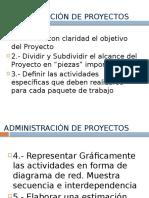 Planeacion de Proyectos de Inversion