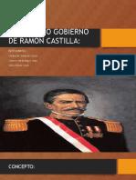 El Segundo Gobierno de Ramón Castilla