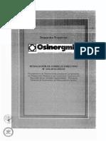 Osinergmin No.223 2012 Os CD Gfhl