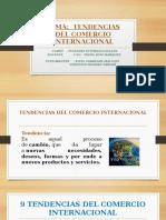 Tendencias Del Comercio Internacional
