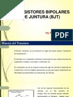 Transistores Bipolares de Juntura