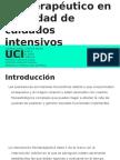 Manejo Fisioterapéutico en La Unidad de Cuidados Intensivos (1)