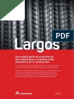 Catalogo 2015 Largos