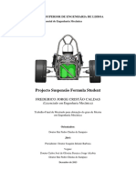 Projecto Suspensão Formula Student