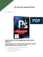 Photoshop CS6 32