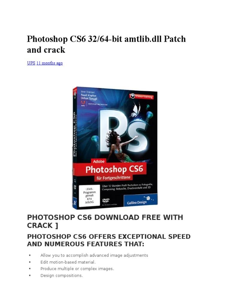 download aplikasi tambahan photoshop cs6
