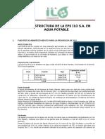 Infraestructura de La EPS ILO S.a. en Agua[1]