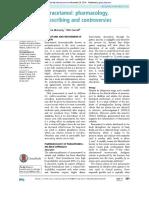 Acetaminfoen Farmacologia y Controversias