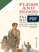Flesh and Blood - Francois Mauriac.pdf