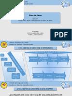 Capítulo 9. Planificación, Diseño y Administración de Bases de Datos