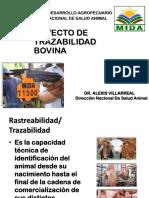 19. Proyecto de Trazabilidad Bovina Dr. Villarreal