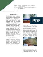 Primer Informe de Analisis Petrofisicos