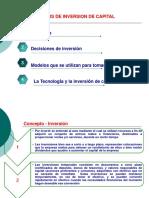 Clase 05 Analisis de Inversion de Capital 2014