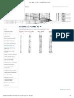 Rebar Kg Per m & 12m - Quantity Surveyor Online