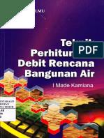 Teknik Perhitungan Debit Rencana Bangunan Air.pdf