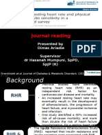 RHR and Insulin