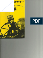 William s Borroughs La Revolucion Electronica OCR