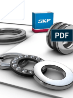 SKF Thrust Ball Bearing