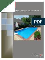 129462438 Marketing Soren Chemical Case Study (1)