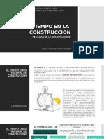 El Tiempo en La Construcción-final