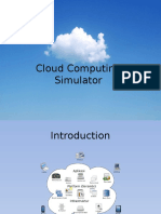 Cloud Simulator