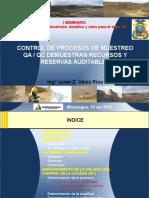 Control de Operaciones Mineras UNAM Moquegua