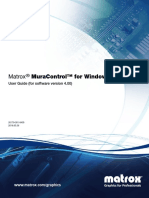 En Matrox MuraControl Windows User Guide
