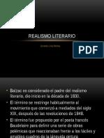 Realismo literario