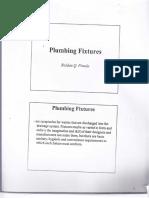 Plumbng Fixtures