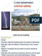 Electrical Safety Updated