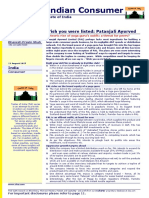 Patanjali Ayurved- CLSA Wish You Were Listed
