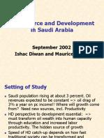 Diwan on Saudi Labor
