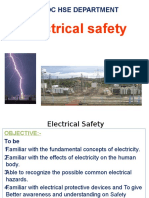 Electrical Safety Aug