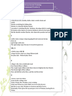 Page 59 - Consonant Practice