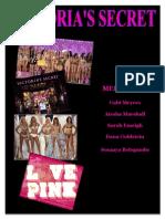 Victorias Secret Final Media Plan