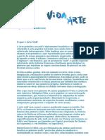 O Que é Arte Naïf , Por Oscar D'Ambrosio - ArtCanal