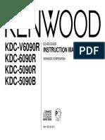 KDC-V6090~6090~5090R (EN)