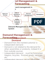 Demand Management[38]