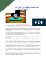 Artikel Bahasa Inggris Tentang Pendidikan.docx