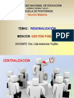 Tema 2 a Regionalizacion
