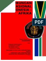 Hubungan Internasional Indonesia Afrika (1)