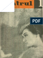 Revista Teatrul, nr. 1, anul IX, ianuarie 1964