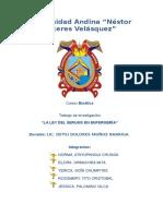 BioEtica-Ley Del SERUMS[1]