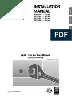 AQV09NSDN_Installation Manual English