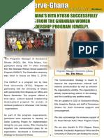 Socioserve-Ghana Newsletter