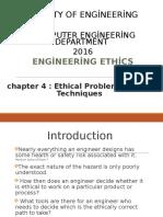 Chapter 4 Ethical Problem-Solving Techniques