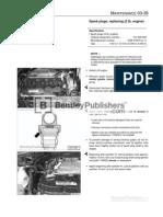 Volkswagen New Beetle Repair Manual