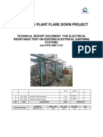AGIP Flaredown Technical Report Document