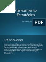 Plane Strategic Oy Plan Opera Tivo
