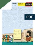 Leccion 12 B2 El Profeta Que Lloraba